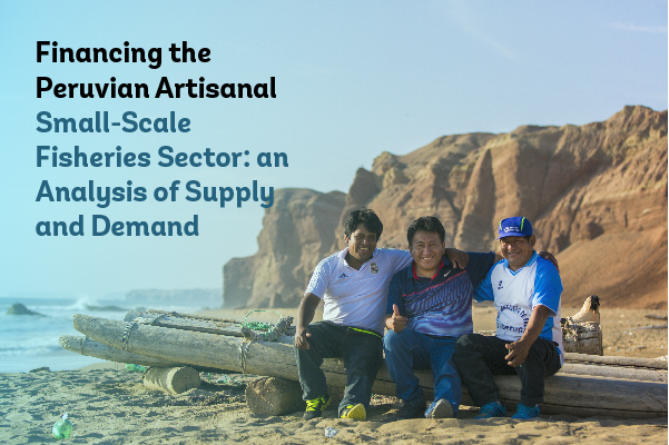 ANALYSIS OF SUPPLY AND DEMAND OF FINANCING TO THE PERUVIAN ARTISANAL AND SMALL-SCALE FISHERIES SECTOR